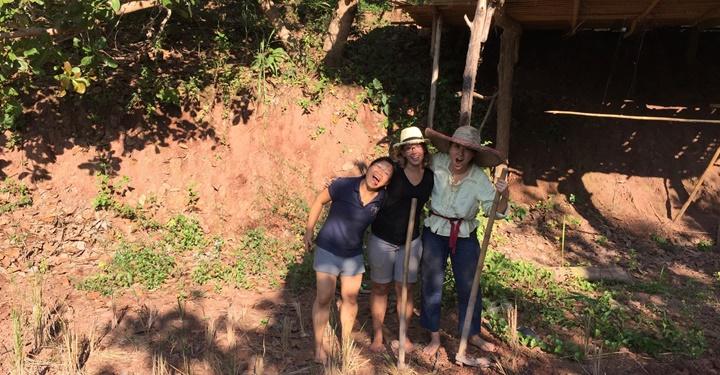 태국 생태농장에서 한 달 동안 살아보자