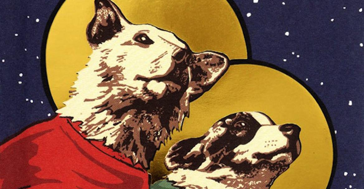 과학 속의 개들, 저수지의 개들