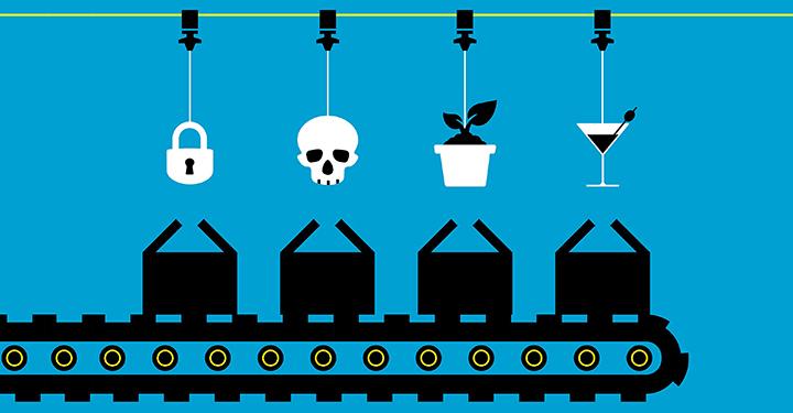 네 가지 미래: 자본주의 이후의 생