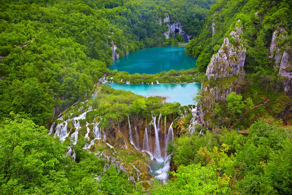 크로아티아 여행의 하이라이트, 판타스틱 플리트비체