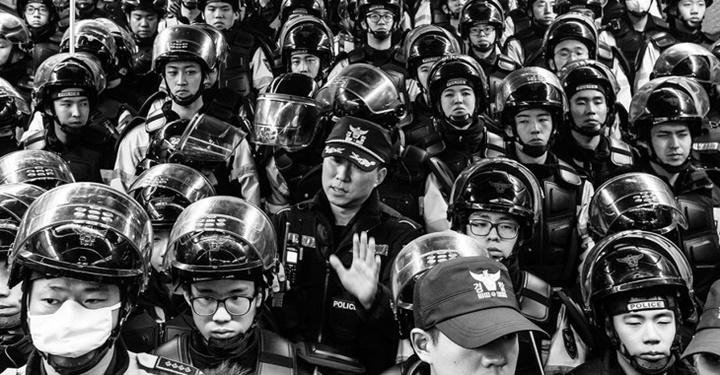 2018 올해의 흑백 사진 공모전 수상작