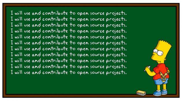오픈소스를 대하는 올바른 자세