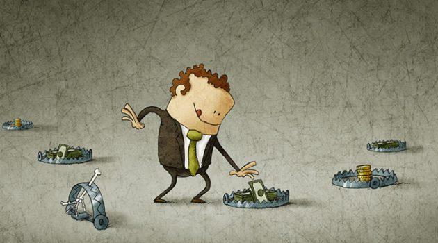 수익을 못 내는 트레이더의 10가지 습관