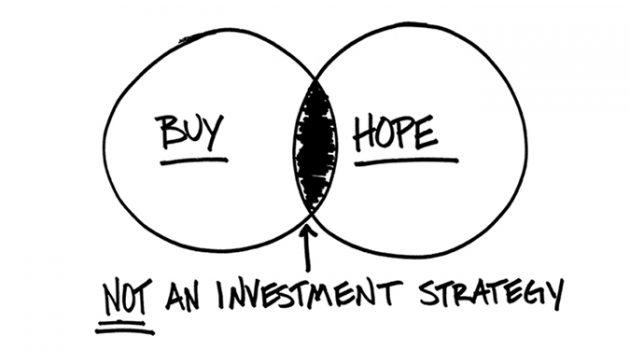 희망은 전략이 아니다