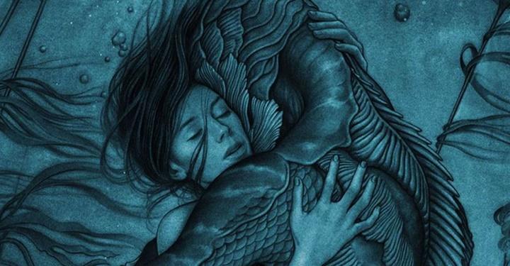 사랑의 모양, 인간의 모양 '셰이프 오브 워터'