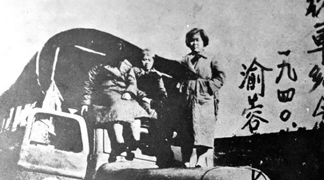 1976년 4월, 조선혁명군 전사 오광심 선생 돌아가다
