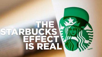 '스타벅스 효과'는 과연 실존할까?