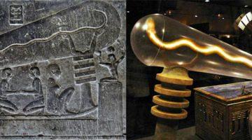 신비의 고대 이집트 전구? 덴데라 전구의 진실