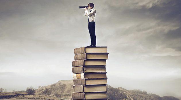 휘발성 지식 vs. 지속성 지식: 우리가 좋은 책을 많이 읽어야 하는 이유