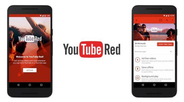 점점 '유튜브 레드'로 무언가를 듣게 되는 이유