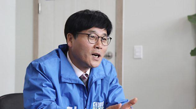 떨어질 걸 알면서도 거제의 민주당을 지켜온 남자 변광용: 거제시장 후보 변광용 인터뷰