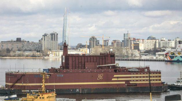 원자로의 대안일까, 바다 위의 체르노빌일까? 러시아의 부유식 원자로