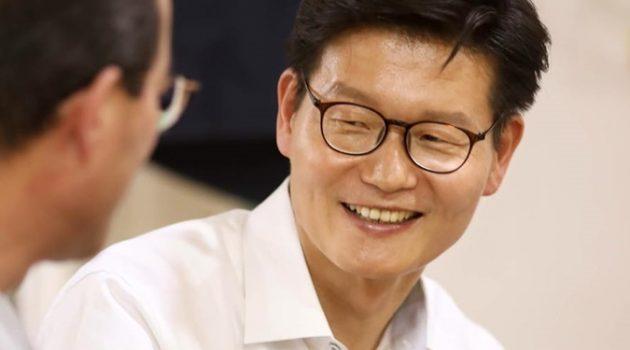 김대중, 노무현, 문재인과 모두 같이한 남자 : 충남 공주시장 후보 김정섭 인터뷰