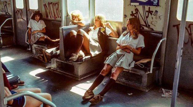 지옥 같은 1970-1980년대 뉴욕 지하철 사진 모음