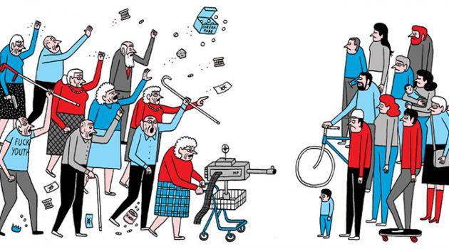 복지증세와 부동산 활성화 정책: '세대별' 입장 차이는 왜 생길까?