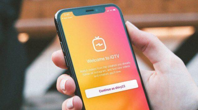 인스타그램 'IGTV'는 어떻게 유튜브를 따라잡으려 할까?