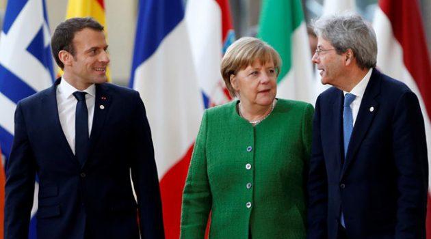 유럽 난민 문제의 전환점이 미약하게나마 보이기 시작했다