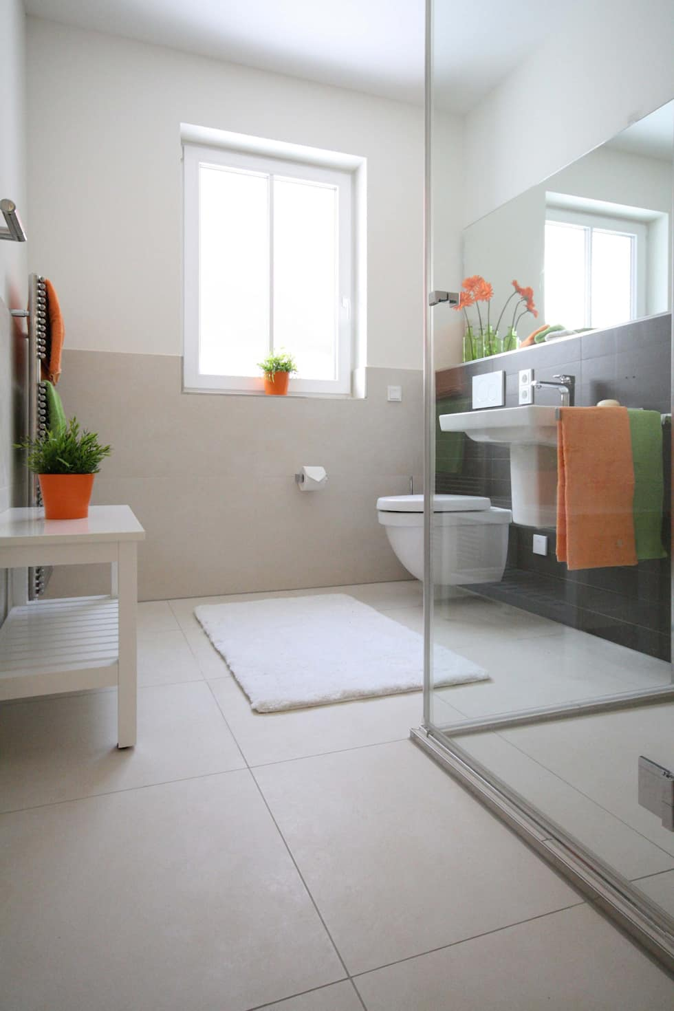 Home Staging Cornelia Reichel의 욕실