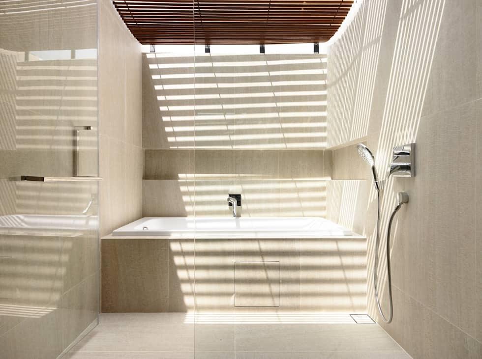 HYLA Architects의 화장실
