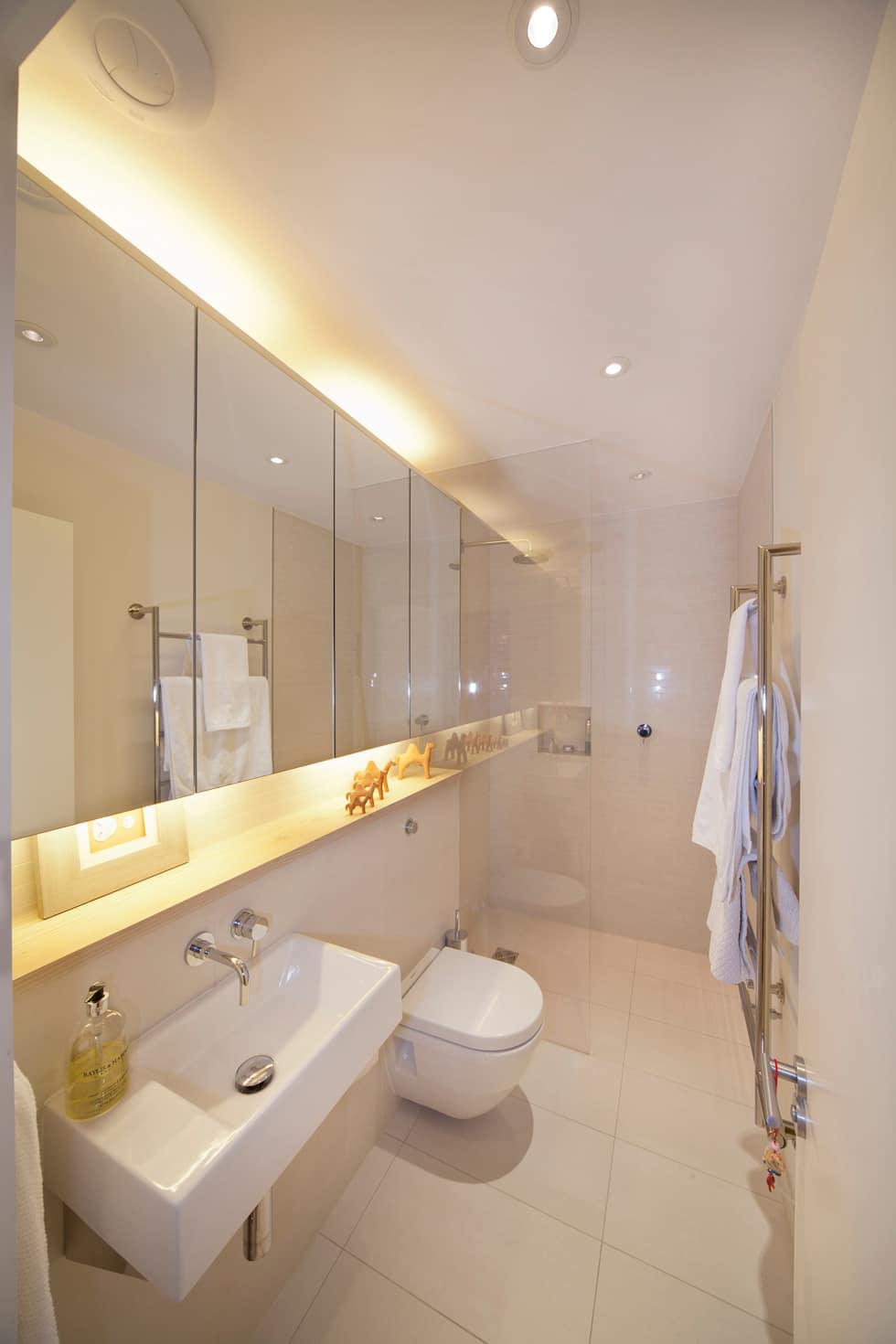 Gullaksen Architects의 화장실