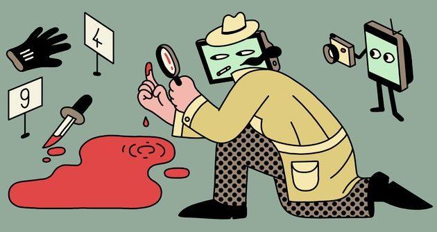 텔레비전과 범죄의 관계