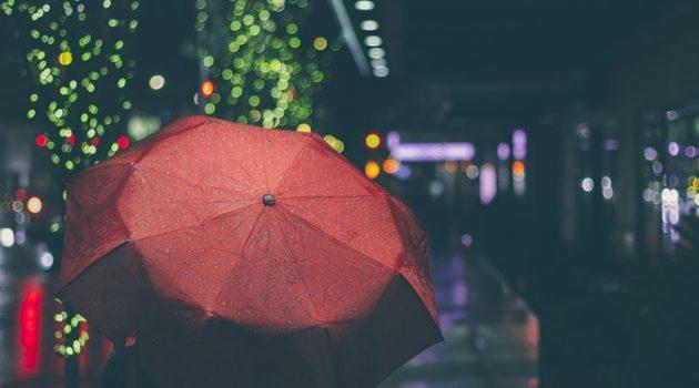 서양사람들은 왜 우산을 잘 안 쓸까?