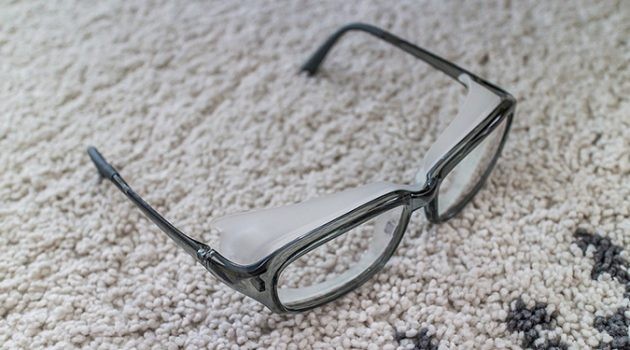 안구건조증 완화를 위한 안경 '아이큐어'