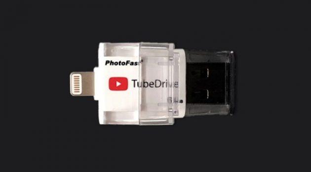 광고 없이 유튜브 본다는 아이폰 OTG '튜브 드라이브'를 사용해봤다
