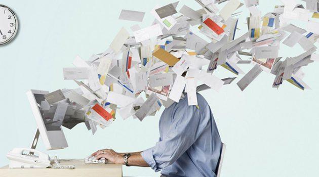 이메일 회신으로 보는 사람의 유형 10가지
