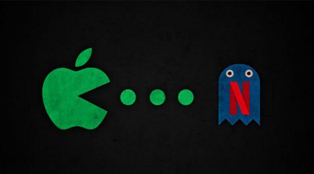 애플이 넷플릭스도 인수할까?