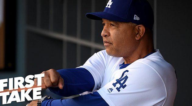 LA 다저스는 정말로 로버츠 때문에 진 걸까?