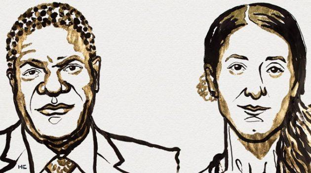 2018 노벨평화상 수상자가 만든 인류의 희망과 평화