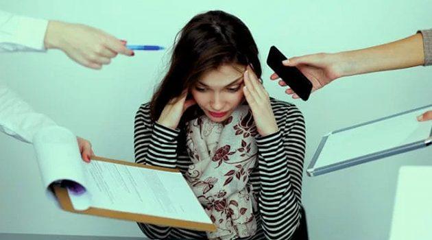 스트레스 관리를 위한 5가지 원칙