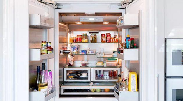 불쾌한 냉장고 냄새를 쉽고 효과적으로 없애는 꿀팁 6