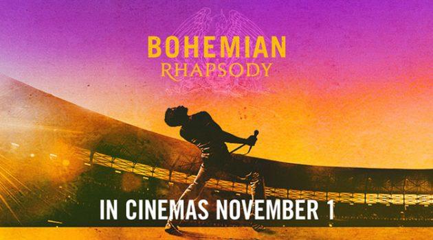 '보헤미안 랩소디': 음악의 의지에 조응하는 영화