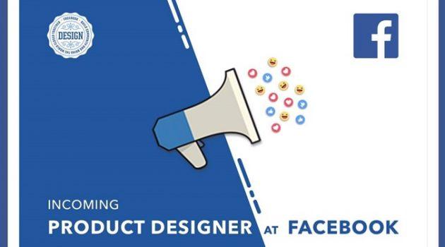 나는 어떻게 '페이스북'의 프로덕트 디자이너가 되었나