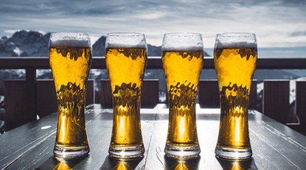 때로 맥주는 맥주만으로 충분하지