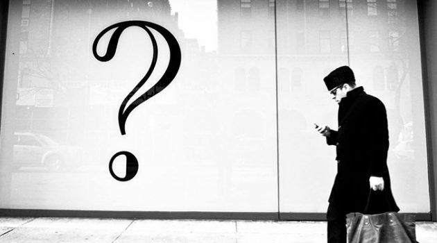 삶에서 항상 붙들고 있어야 하는 세 가지 질문