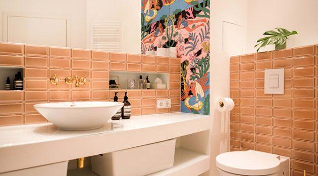 작은 예산으로 욕실 인테리어 새롭게 스타일링 하기 7