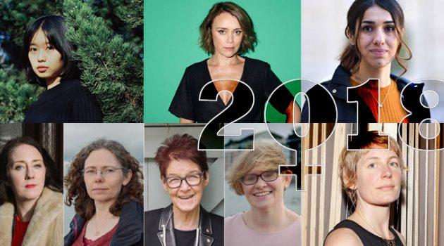 이멤버 리멤버: 2018년 세계를 바꾼 여성들