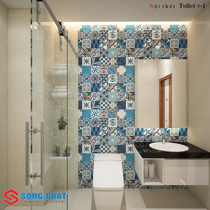 Công ty thiết kế xây dựng Song Phát의 욕실