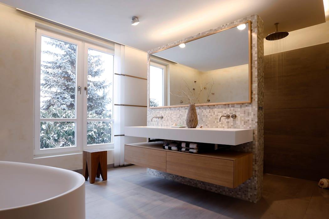 Tuba Design의 욕실