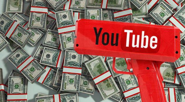 """""""한 달에 유튜브로 버는 돈이 2500만 원이라던데"""""""