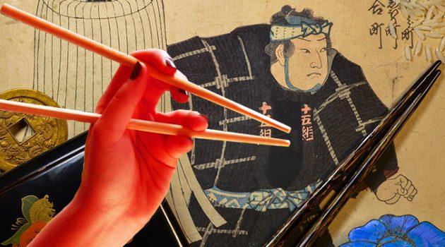 일본 생활 전 알아두면 유용한 일본 젓가락 매너