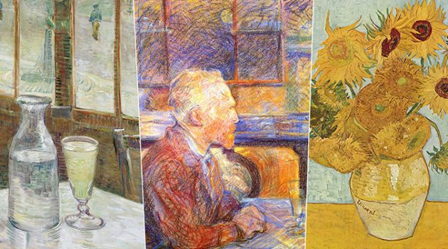 예술적인, 너무나 예술적인 압생트의 역사