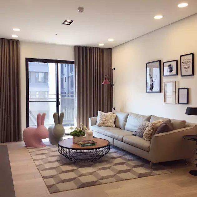 Fertility Design 豐聚空間設計의 거실