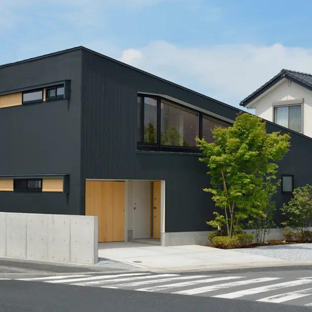 小野建築設計室의 주택