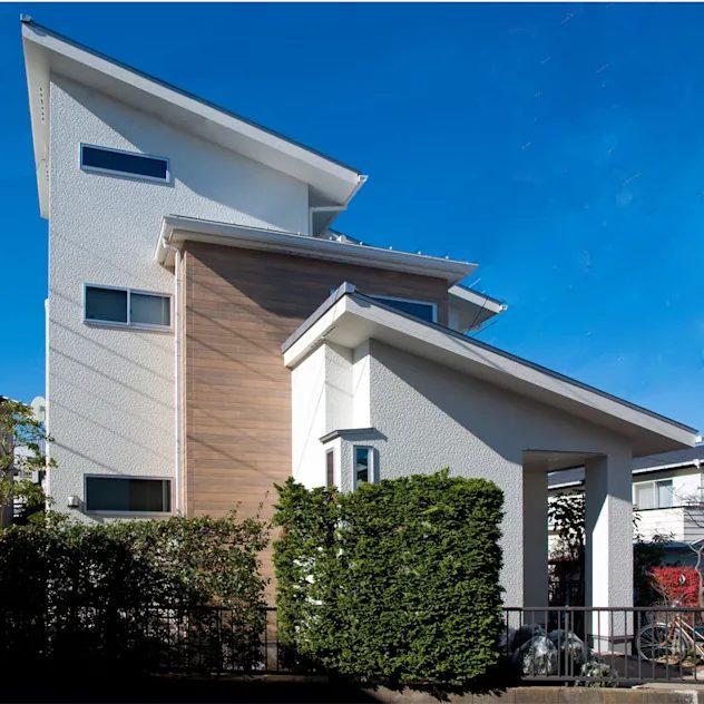 滝沢設計合同会社의 주택
