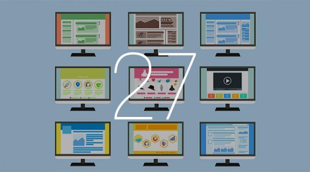 스타트업 홈페이지가 갖춰야 할 27가지 필수 요소