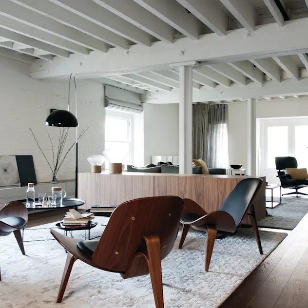 LUV-Architecture & Design의 거실
